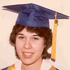 Maryann-High School Graduation-Gave Speech-Saludatorian-1986