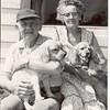 Robert Engel-Anna Engeel-Poochie-Ginger-1950s