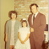 Maryann+Tia+Irv+First Holy Communion St Gregory the Great Trenton about 1977