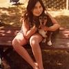 IMG_8688A-Maryann Engel with Shawee Windswept Drive Trenton NJ August 1977