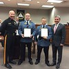Timmy Long Dec 2015 NJ State Police Recognition