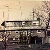 IMG_8687Irv Engel 46 Windswept Drive Trenton NJ showing back of house and HAM radio tower