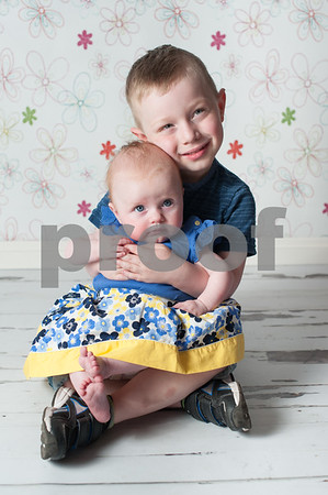Oliver and Sienna