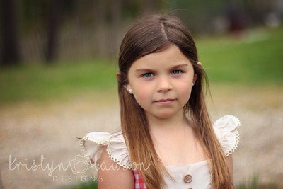 Olivia 6 Years old