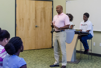 Atlanta City Councilman Kwanza Hall spoke about Operation P.E.A.C.E.