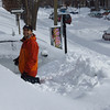 Two and a half feet of snow in March!#$%!