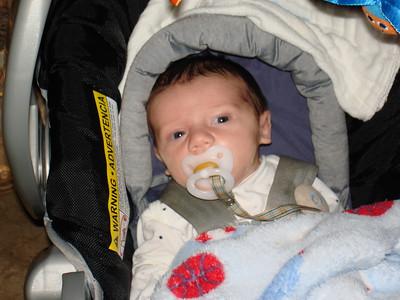 Owen - 1 Month Old