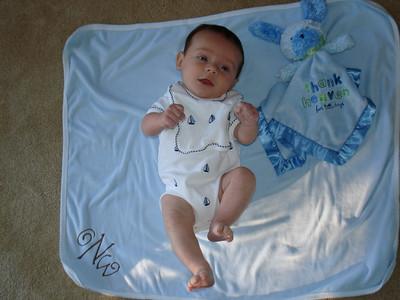 Owen 3 Months / Reese 2 Years