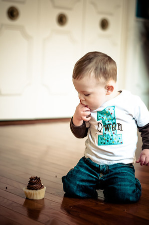 Owen's 1st Birthday SNEAK PEEK