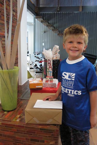 Owen's Birthday