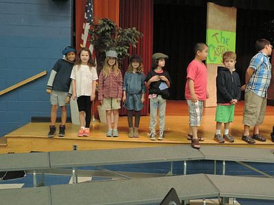 PHOTOS: Pennsbury Children's Musical Theatre presents 'The Castaways'