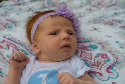 Paige 1 month