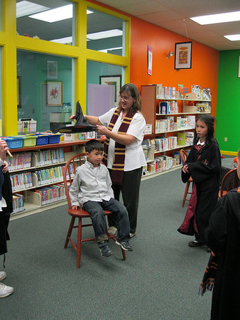 Harry Potter Party 201011