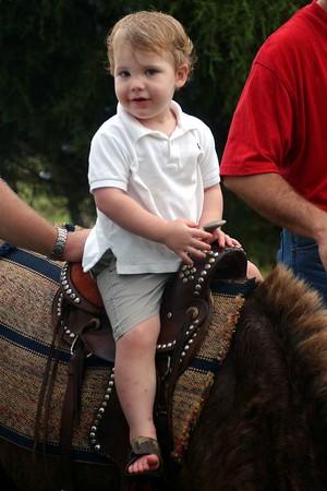 bo horseback