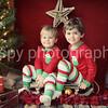 Paxton & Maddox- Christmas 2013 :