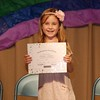 Kindergarten moving up ceremony