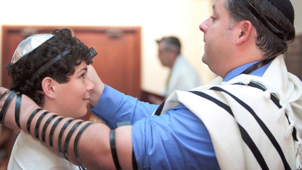 2011-08-25 Philip Light BarMitzva Video