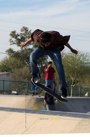 Phoenix Skateboard park