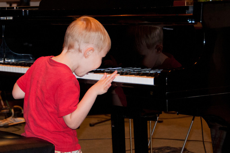Piano Recital 2012