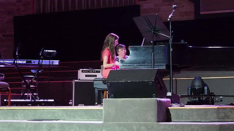 Spring Piano Recital 2014