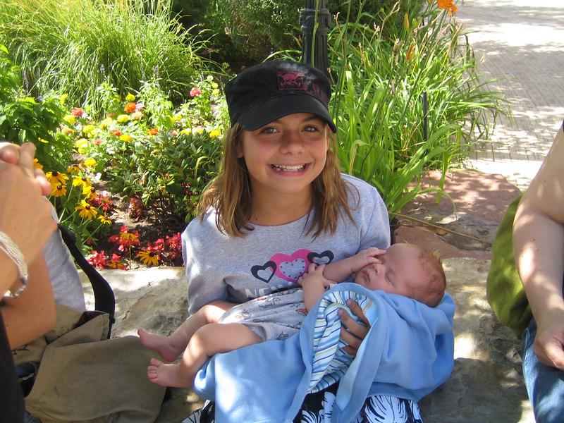 Owen and Amanda