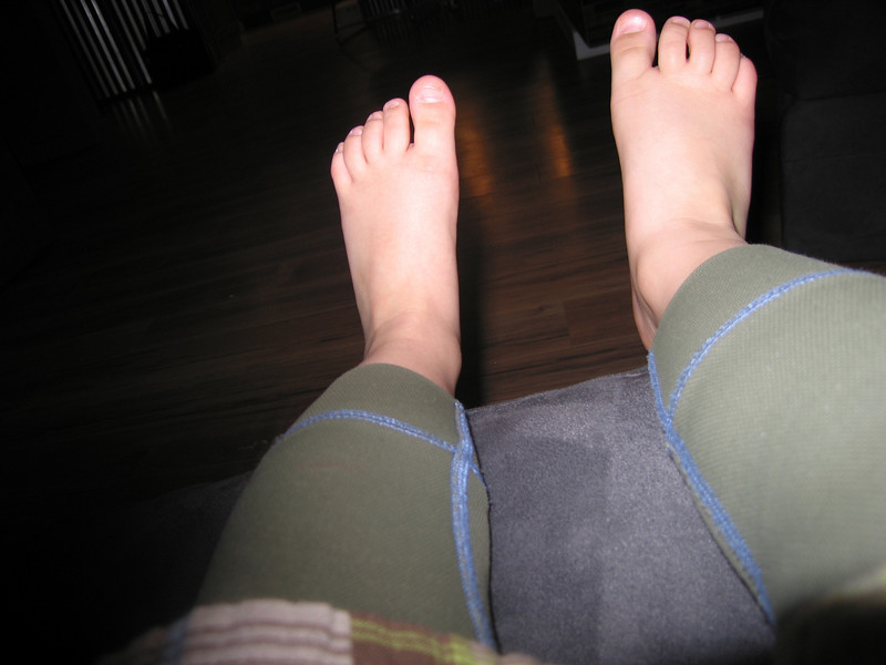 more toes