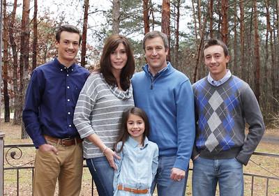 Piesko Family, November 2014