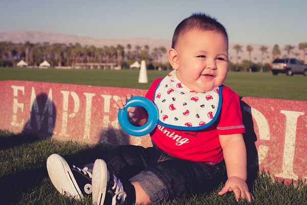 Baby Chris @ 6-months
