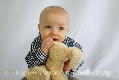 preston is 6 months old