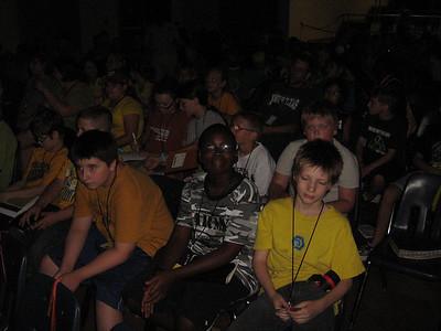 Preteen Camp 2010