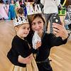 Natalia Erazo, 4, and mom Jasmin snap a photo during Princess Day at Leominster City Hall on Wednesday morning. SENTINEL & ENTERPRISE / Ashley Green