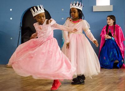 Princess Day at Leominster City Hall
