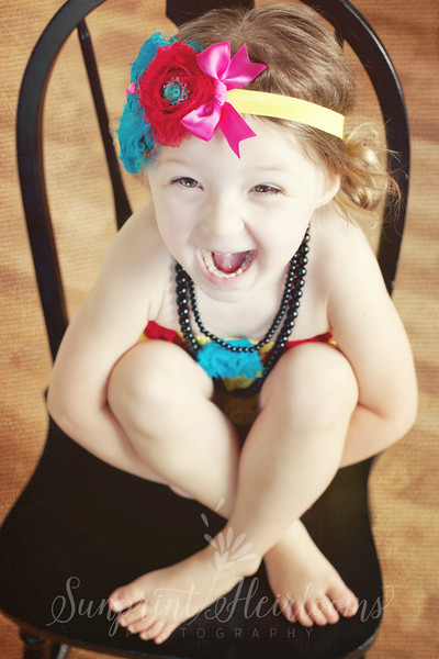 Princess Ireland 2 1/2 years