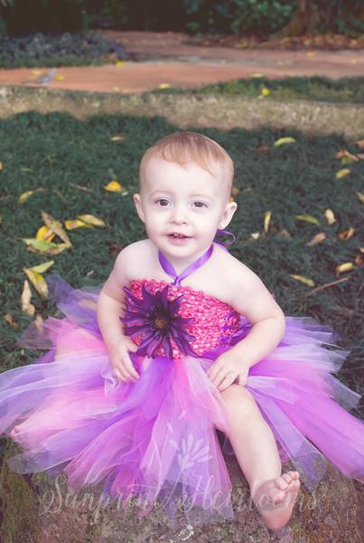 Princess Kailyn 1 year