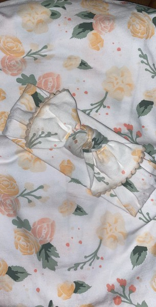 Swaddle wrap with headband
