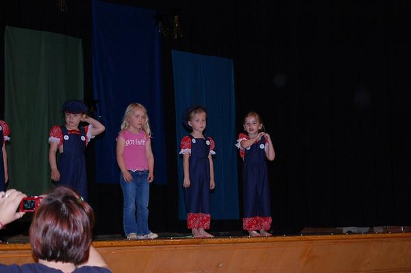 Rachel's Dance Recital-2008