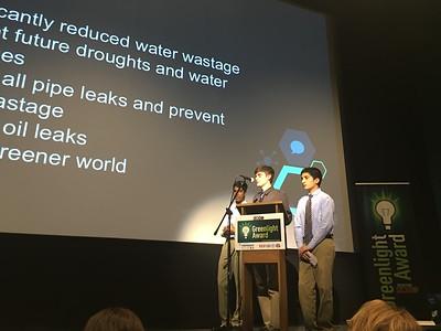 Greenlight awards  Bedford 2020