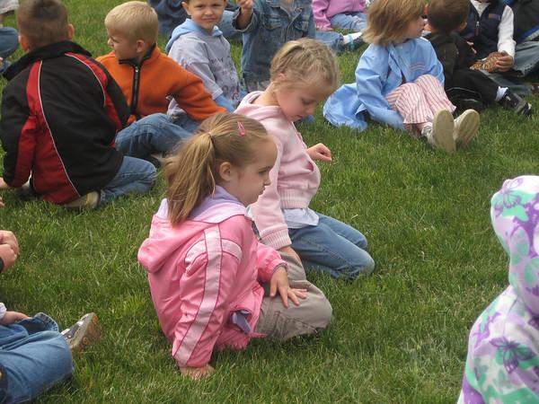 Rachel's end of pre-school carnival-2008