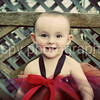 Raina Belle- 17 months :