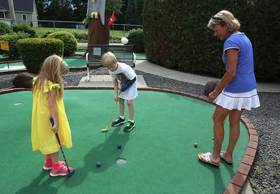 Rangeway Golf mini-golf Billerica
