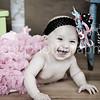 Raylee Faith- 6 months :