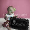 Raylee Faith- 9 months :