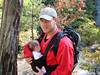 We took a family hike at Oak Mountain State Park October 14.  Bert carried Reese in the Baby Bjorn while we got some exercise.  It was a great outing.