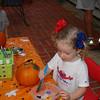 Pumpkin painting at Scott & Kelly's