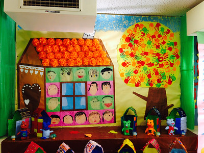 Rie's Nursery School Creations 2014 (4 years old)