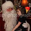 Rinehart- Santa came for a visit! :