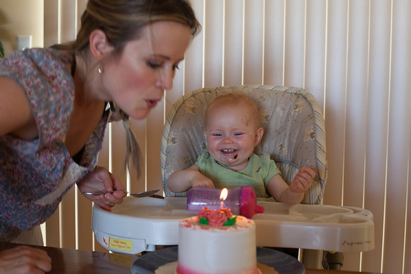 Riv's 1st Birthday