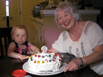 Riv's 2nd Birthday