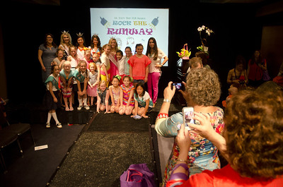 Rock the Runway - ESD Girl Scouts 2508