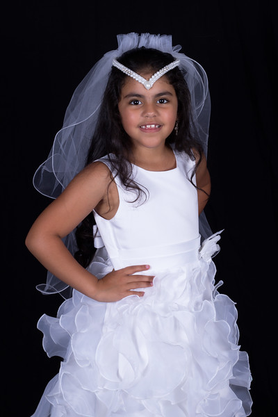 Ruby's First Communion